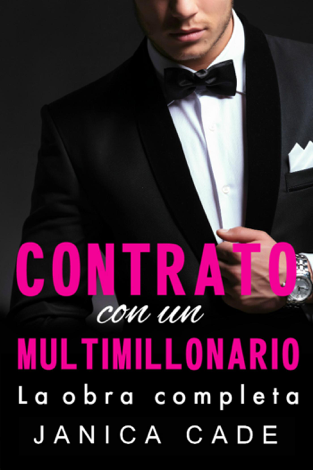 Libro Contrato con un multimillonario, La obra completa – Janica Cade