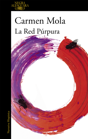 Libro La red púrpura – Carmen Mola