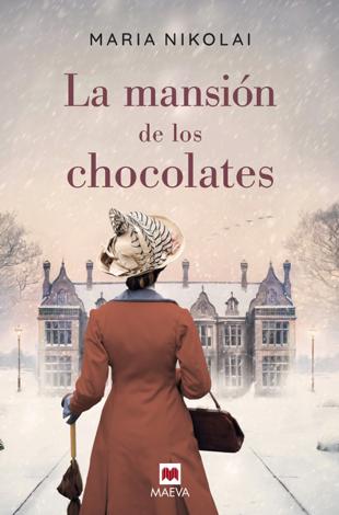 Libro La mansión de los chocolates – Maria Nikolai