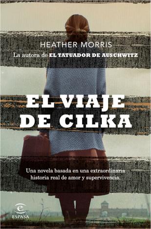 Libro El viaje de Cilka – Heather Morris