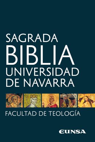 Libro Sagrada Biblia – Universidad de Navarra