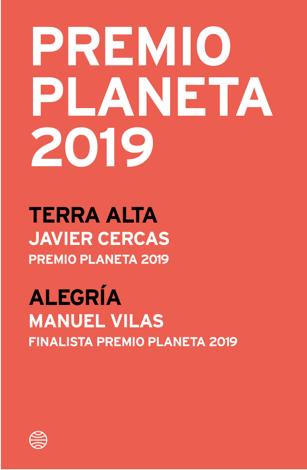 Libro Premio Planeta 2019: ganador y finalista (pack) – Javier Cercas & Manuel Vilas
