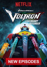 Libro Voltron: El defensor legendario