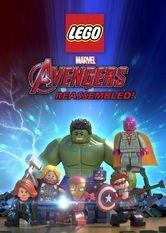 Libro LEGO Marvel Super Heroes: Avengers Reassembled!