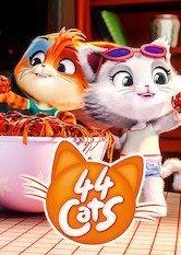 Libro 44 Gatos