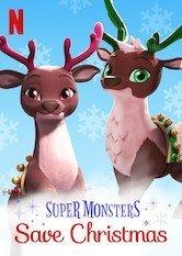 Libro Los Supermonstruos salvan la Navidad