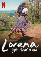 Libro Lorena, la de pies ligeros