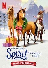 Libro Spirit – Cabalgando en libertad: Una Navidad con Spirit