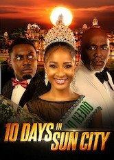 Libro 10 Days in Sun City