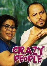 Libro Crazy people
