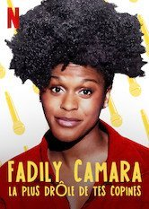 Libro Fadily Camara : La plus drôle de tes copines