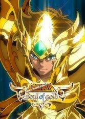 Libro Saint Seiya: Soul of Gold