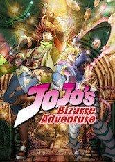 Netflix JoJo's Bizarre Adventure