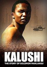 Netflix Kalushi: The Story of Solomon Mahlangu
