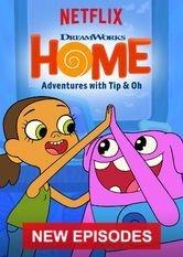 Libro Home: Las aventuras de Tip y Oh
