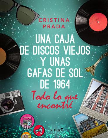 Libro Todo lo que encontré – Cristina Prada
