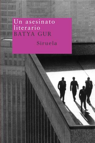 Libro Un asesinato literario – Batya Gur