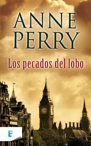 Libro Los pecados del lobo (Detective William Monk 5) – Anne Perry