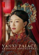 Libro Yanxi Palace: Princess Adventures