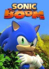 Netflix Sonic Boom