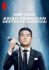 Netflix Ronny Chieng: Asian Comedian Destroys America!