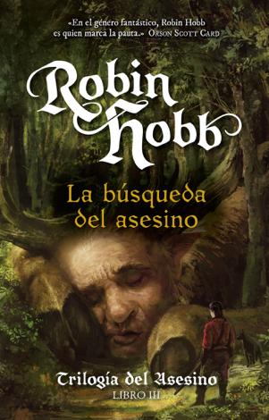Libro La búsqueda del asesino (Trilogía del asesino 3) – Robin Hobb