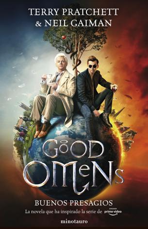 Libro Good Omens (Buenos presagios) – Terry Pratchett & Neil Gaiman