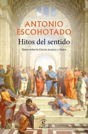 Libro Hitos del sentido – Antonio Escohotado
