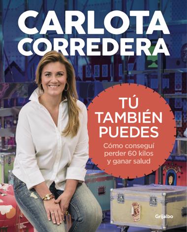 Libro Tú también puedes – Carlota Corredera