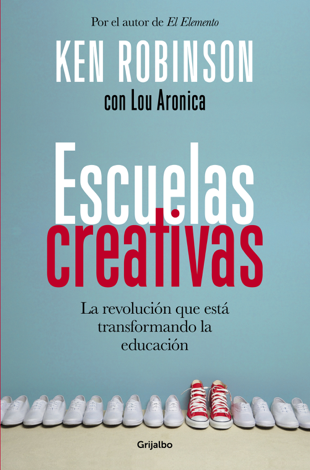 Libro Escuelas creativas – Sir Ken Robinson