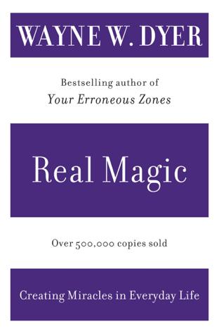 Libro Real Magic – Dr. Wayne W. Dyer