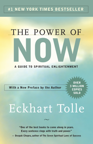 Libro The Power of Now – Eckhart Tolle