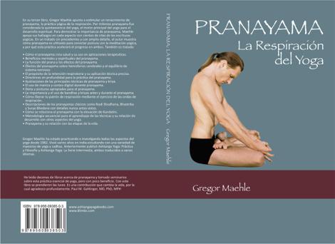 Libro Pranayama – Gregor Maehle