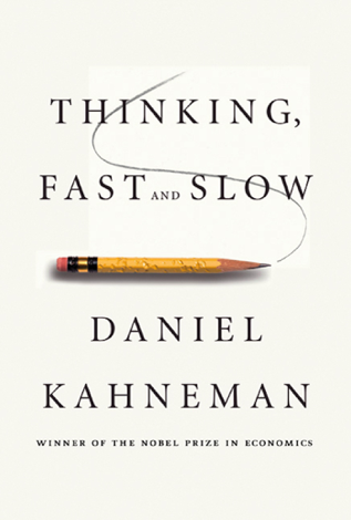 Libro Thinking, Fast and Slow – Daniel Kahneman