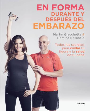 Libro En forma durante y después del embarazo – Martin Giacchetta & Romina Belluscio