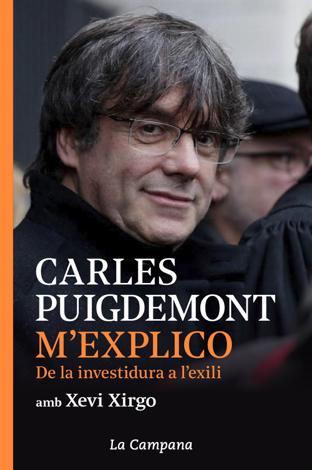 Libro M'explico – Carles Puigdemont & Xevi Xirgo