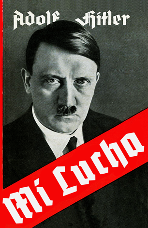 Libro Mi Lucha (Mein Kampf) – Adolf Hitler