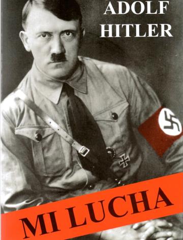 Libro Mi Lucha Mein Kampf – Adolf Hitler
