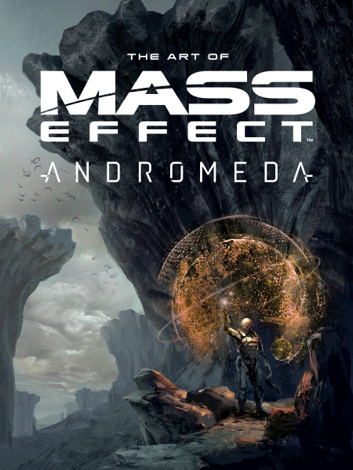 Libro The Art of Mass Effect: Andromeda – Various Authors