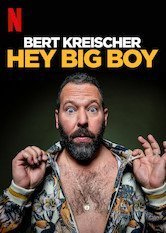 Libro Bert Kreischer: Hey Big Boy