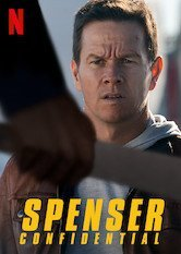 Netflix Spenser: Confidencial