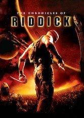 Netflix Las Crónicas de Riddick