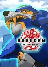 Netflix Bakugan: Battle Planet