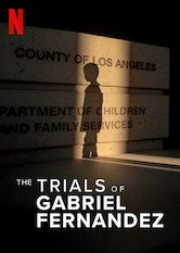 Netflix Los juicios de Gabriel Fernández