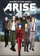 Netflix Ghost in the Shell: Arise