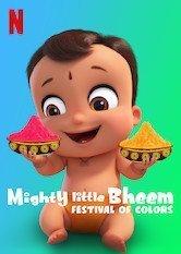 Netflix El pequeño Bheem: Festival de colores