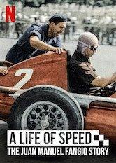 Netflix Fangio: El hombre que domaba las máquinas