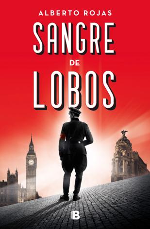 Libro Sangre de lobos – Alberto Rojas