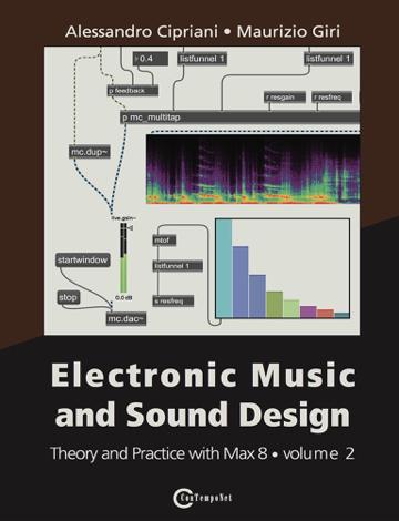 Libro Electronic Music and Sound Design – Alessandro Cipriani