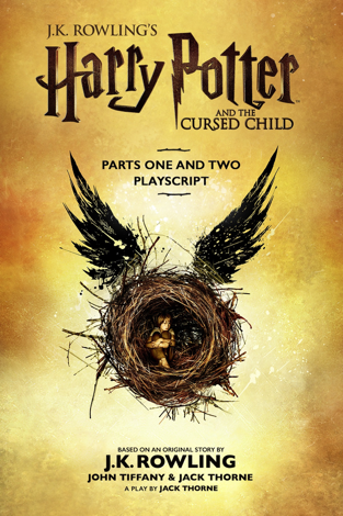 Libro Harry Potter and the Cursed Child – Parts One and Two – J.K. Rowling, John Tiffany & Jack Thorne